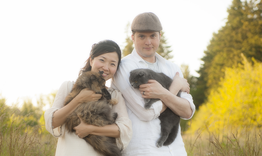 Kimi Photography in Portland Oregon to provide wedding and newborn photography