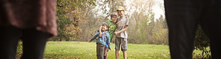 Family Photography in Portland Oregon by Kimi Photography