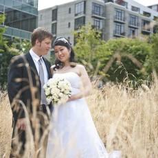 Beautiful Wedding in Portland Oregon