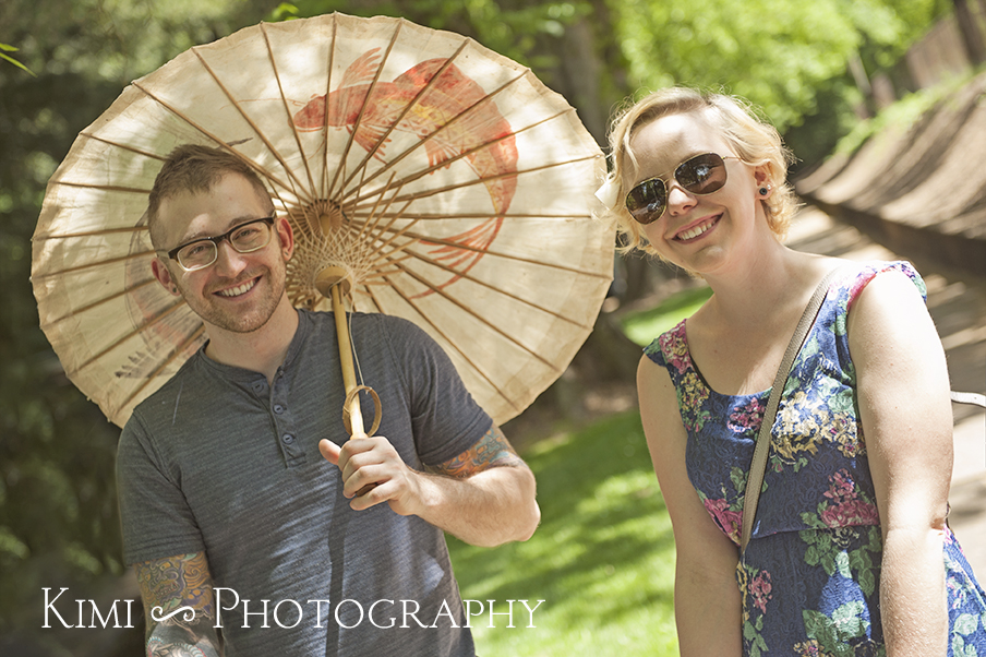 Laurelhurst Park photo session