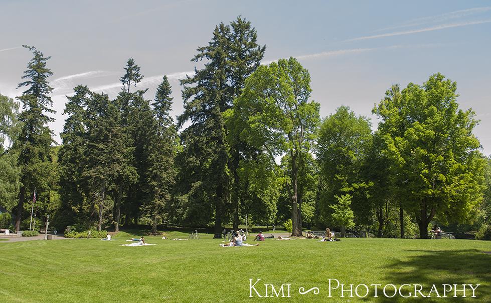 Laurelhurst Park Portland
