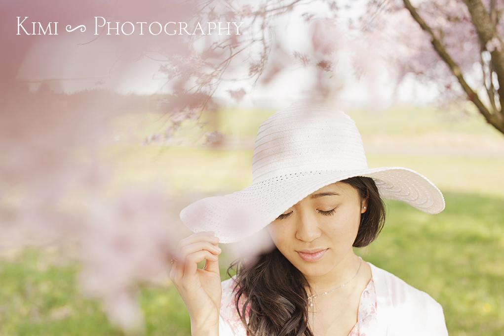 Beautiful and dreamy Senior photography by Kimi Photography