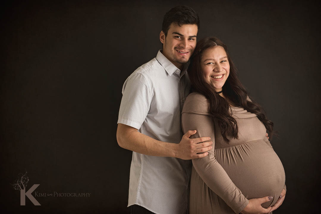 Maternity Portrait Session in Portland Oregon